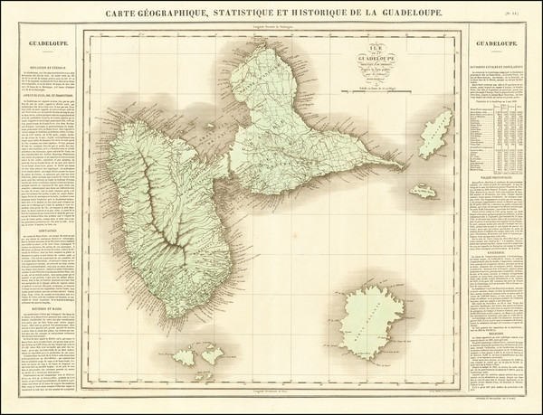 22-Other Islands Map By Jean Alexandre Buchon