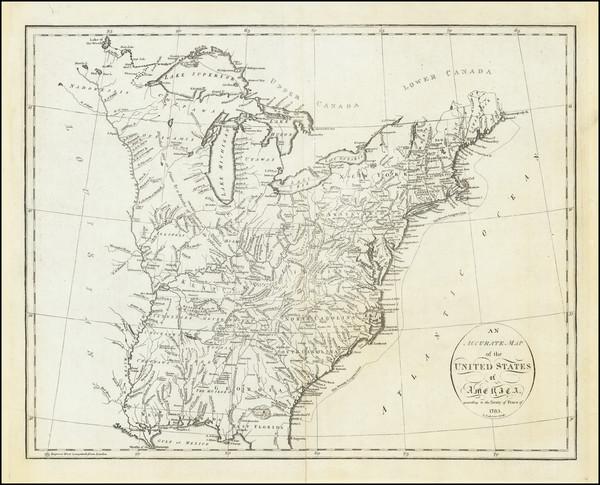 73-United States Map By John Reid