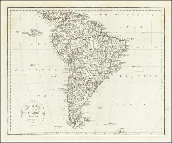 16-South America Map By John Reid