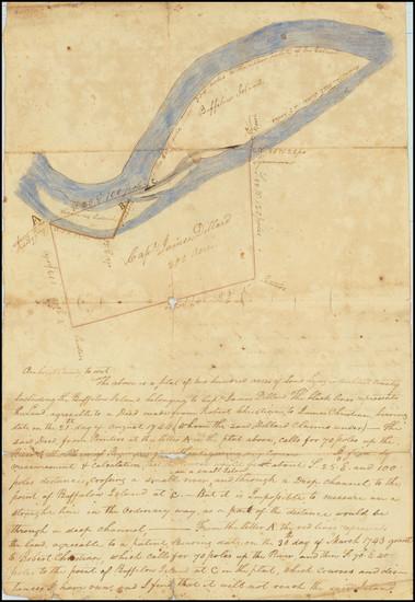 11-Virginia Map By John Harris