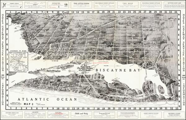 74-Florida Map By Carmel Wilson