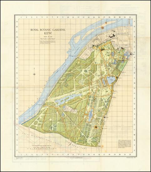 48-London Map By Ordnance Survey