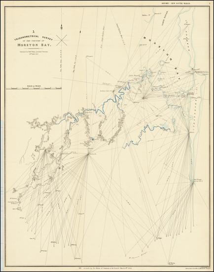 38-Australia Map By John Arrowsmith