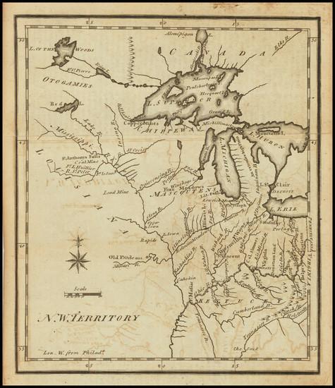 92-Midwest Map By Joseph Scott