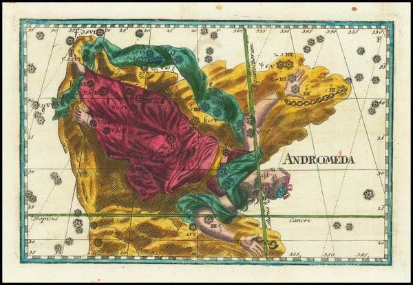 32-Celestial Maps Map By Corbinianus Thomas