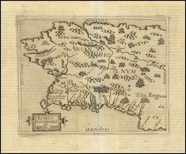 96-Pacific Northwest, Washington, Alaska, California and British Columbia Map By Johannes Matalius