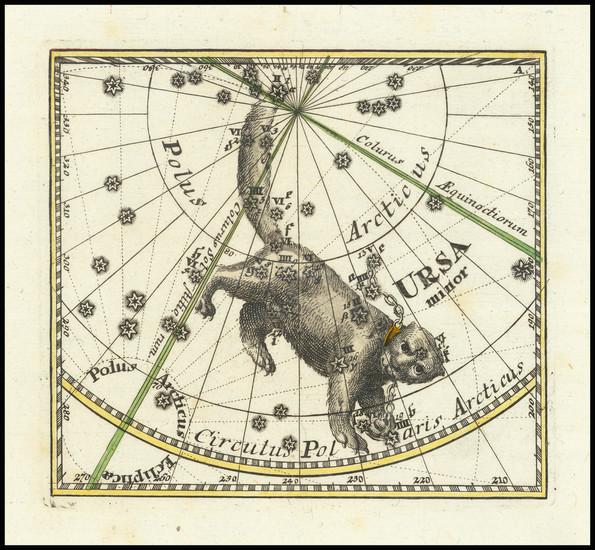 29-Celestial Maps Map By Corbinianus Thomas