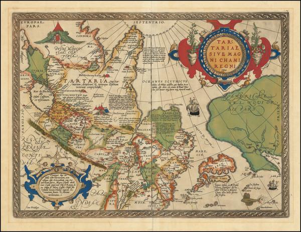 25-Pacific Northwest, Alaska, China, Japan, Central Asia & Caucasus, Russia in Asia and Califo