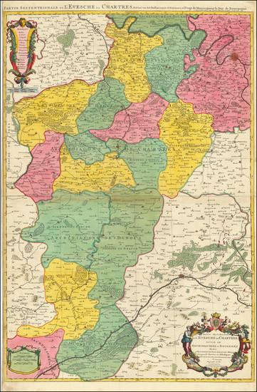 78-Centre et Pays de la Loire Map By Pierre Mortier