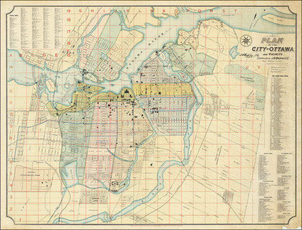 99-Canada Map By John Byrne Brophy