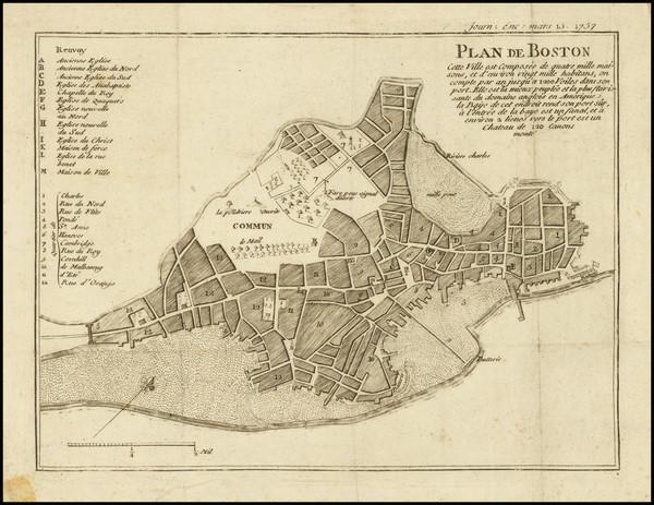24-Boston Map By Everard Kints