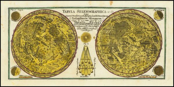 56-Celestial Maps Map By Corbinianus Thomas