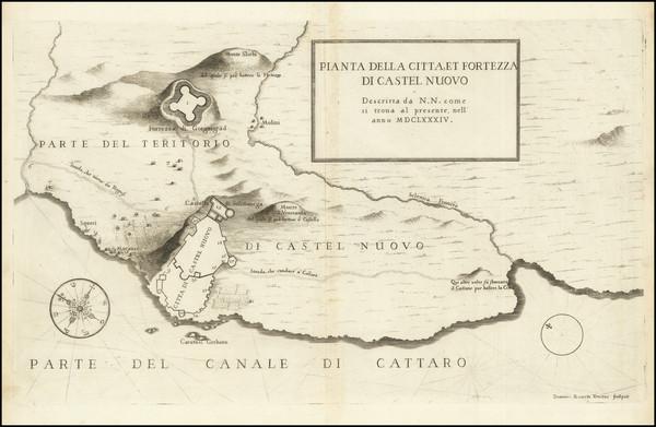14-Serbia Map By Alesandro Locatelli