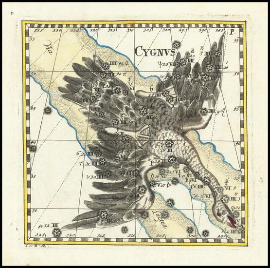 14-Celestial Maps Map By Corbinianus Thomas