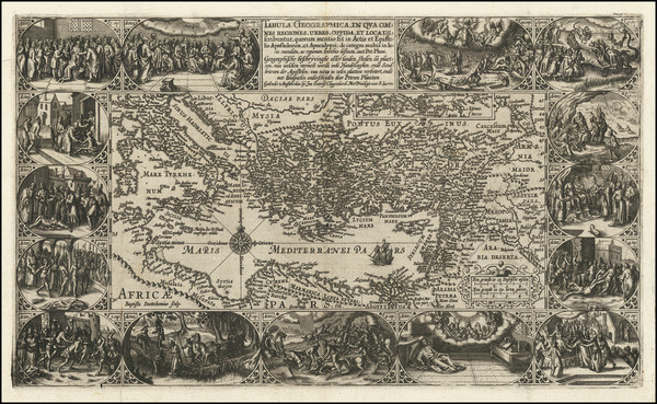 83-Italy, Turkey, Mediterranean, Cyprus, Middle East, Holy Land, Turkey & Asia Minor and Greec