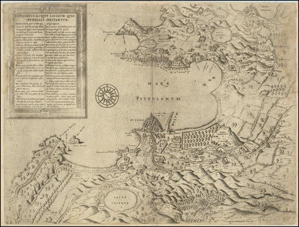 4-Southern Italy Map By Claudio Duchetti / Giovanni Orlandi