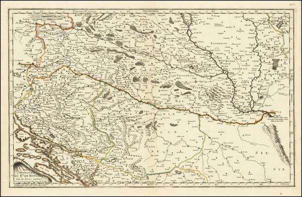 25-Hungary, Balkans, Croatia & Slovenia, Bosnia & Herzegovina and Serbia & Montenegro
