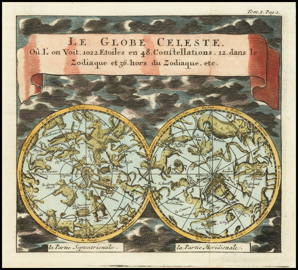 31-Celestial Maps Map By Anonymous