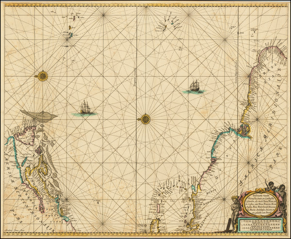 6-Atlantic Ocean, New England, Caribbean, Brazil, Guianas & Suriname, Venezuela and Eastern C