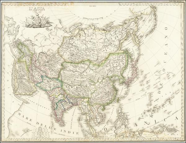 30-Asia Map By Stanislao Stucchi