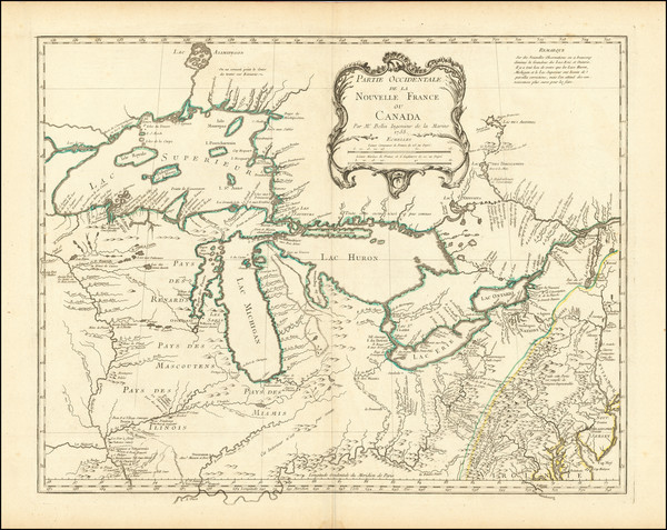 4-Kentucky, Midwest, Illinois, Indiana, Ohio, Michigan, Wisconsin, Canada and Western Canada Map