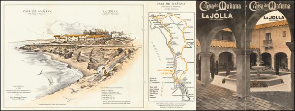 11-San Diego Map By Van Noy Interstate Co.