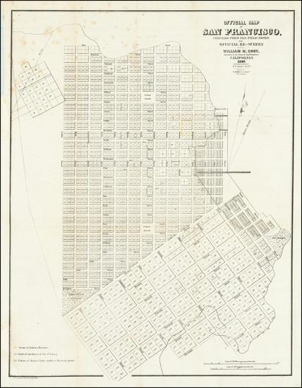 25-San Francisco & Bay Area Map By William Eddy