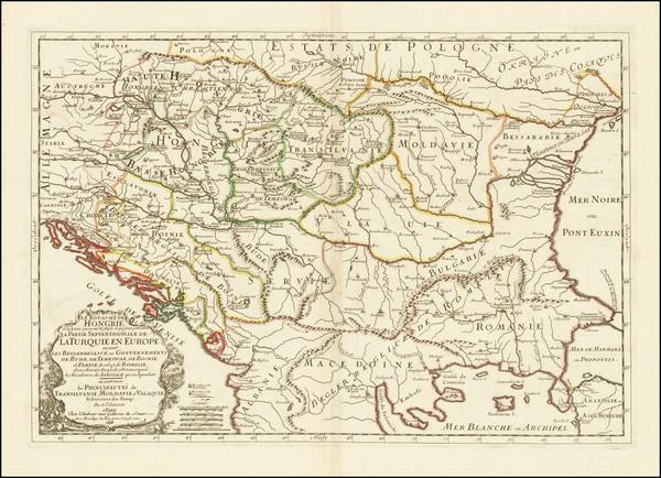86-Hungary, Romania, Balkans, Croatia & Slovenia, Bosnia & Herzegovina, Serbia & Monte