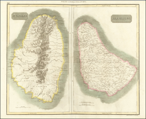 9-Other Islands Map By John Thomson
