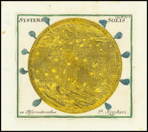 26-Celestial Maps Map By Corbinianus Thomas