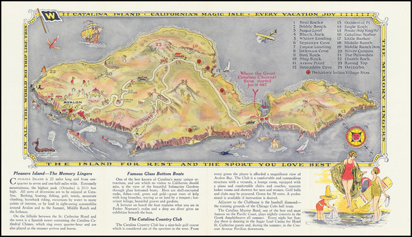 16-Los Angeles Map By Los Angeles Lithographic Co.