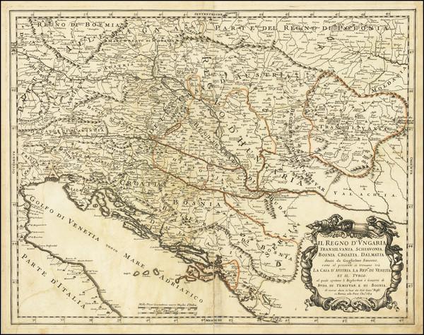 50-Hungary, Balkans, Croatia & Slovenia, Bosnia & Herzegovina and Serbia & Montenegro