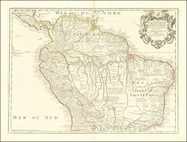 76-Colombia, Brazil, Guianas & Suriname, Paraguay & Bolivia, Peru & Ecuador and Venezu