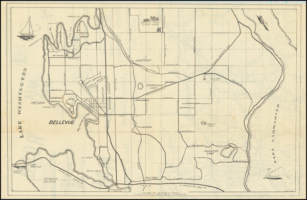 18-Washington Map By Ed Glenn