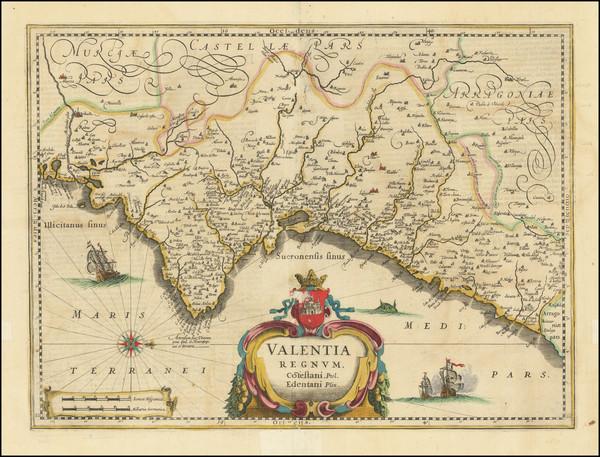 5-Spain Map By Jan Jansson