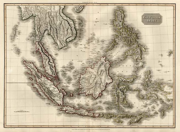 58-Asia, India, Southeast Asia, Philippines, Australia & Oceania and Other Pacific Islands Map