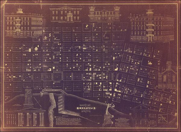 29-Minnesota Map By Orlando Talcott