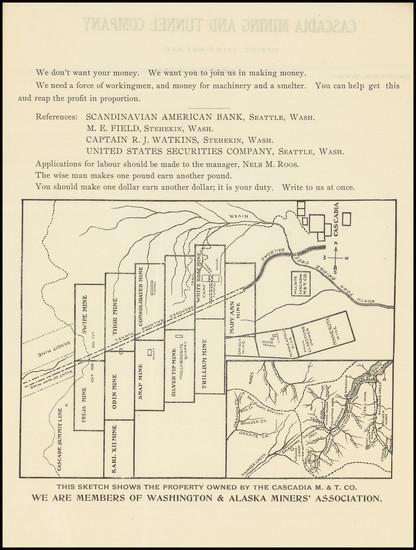 34-Washington Map By Anonymous