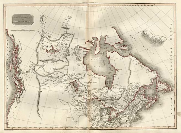 79-Midwest, Alaska and Canada Map By John Pinkerton