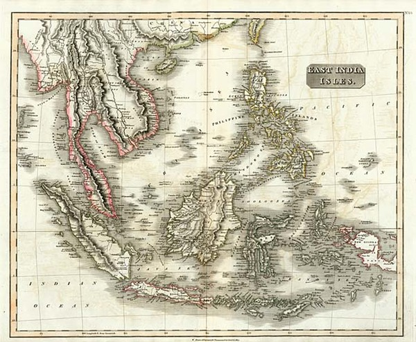 87-Asia, China, Southeast Asia, Philippines, Australia & Oceania and Other Pacific Islands Map