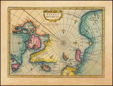 Polar Maps Map By Martineau du Plessis