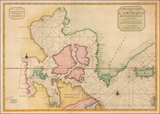 Polar Maps and Canada Map By Pierre Mortier