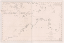 Southeast Asia and Australia Map By Depot de la Marine