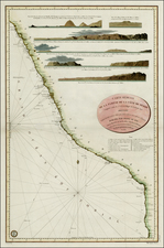 South America Map By Depot de la Guerre