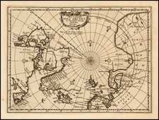 Polar Maps Map By Jacob van Waesberg