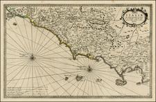 Italy Map By Jan Jansson / Willem Barentsz