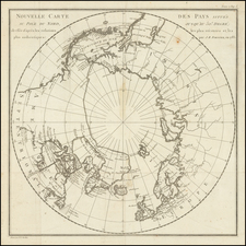Polar Maps Map By Pierre Antoine Tardieu