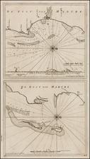 India Map By Johannes II Van Keulen