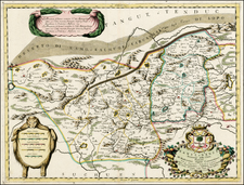 China Map By Vincenzo Maria Coronelli