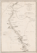 China Map By George L. Staunton